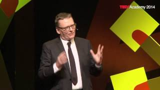 Why nations fail | James Robinson | TEDxAcademy