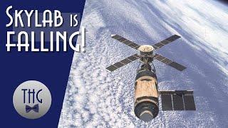 Skylab is Falling!  America