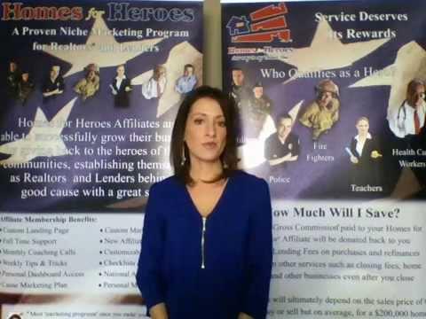 Homes for Heroes - Recieving Rebate