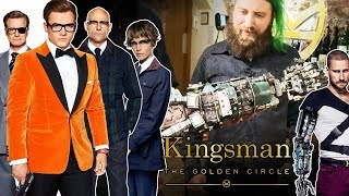 KINGSMAN: THE GOLDEN CIRCLE - The Kingsman Experience (2017) JoBlo.com Exclusive