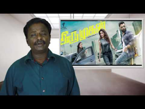 Irumugan Review - Iru Mugan - Vikram,...