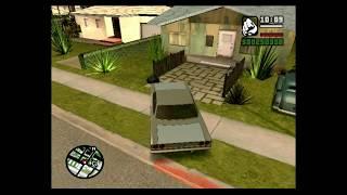GTA San Andreas Loquendo - CJ Va a visitar a su Novia Para... XXX (Inedito Full HD)