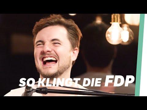 Der FDP-Sound - Phil Laude & Bongo Boulevard #funkWG