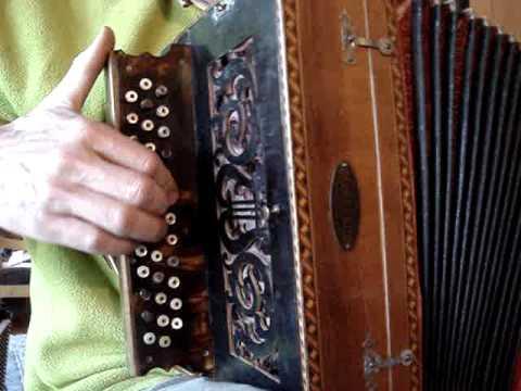 antique accordion for restoration HERCULE Bretonisch Tune - ebay.ch