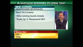 Manpasand Beverages IPO: Fizzed up or fizzle out?