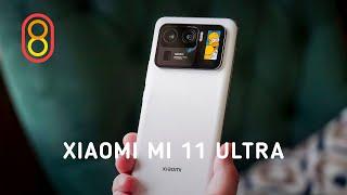 Xiaomi Mi 11 ULTRA — первый обзор! ДВА ЭКРАНА!