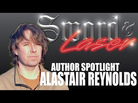 Author Spotlight: Alastair Reynolds - Sword & Laser