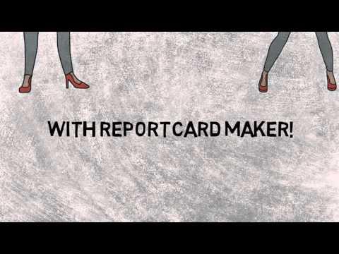ReportCard Maker