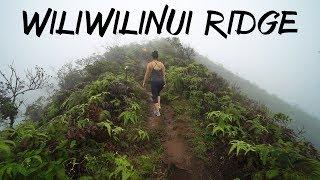 Wiliwilinui Ridge Trail Hike