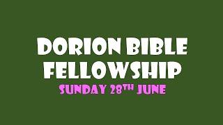 June 28th, 2020 Pastor Don Shaver (Dorion Bible Fellowship)