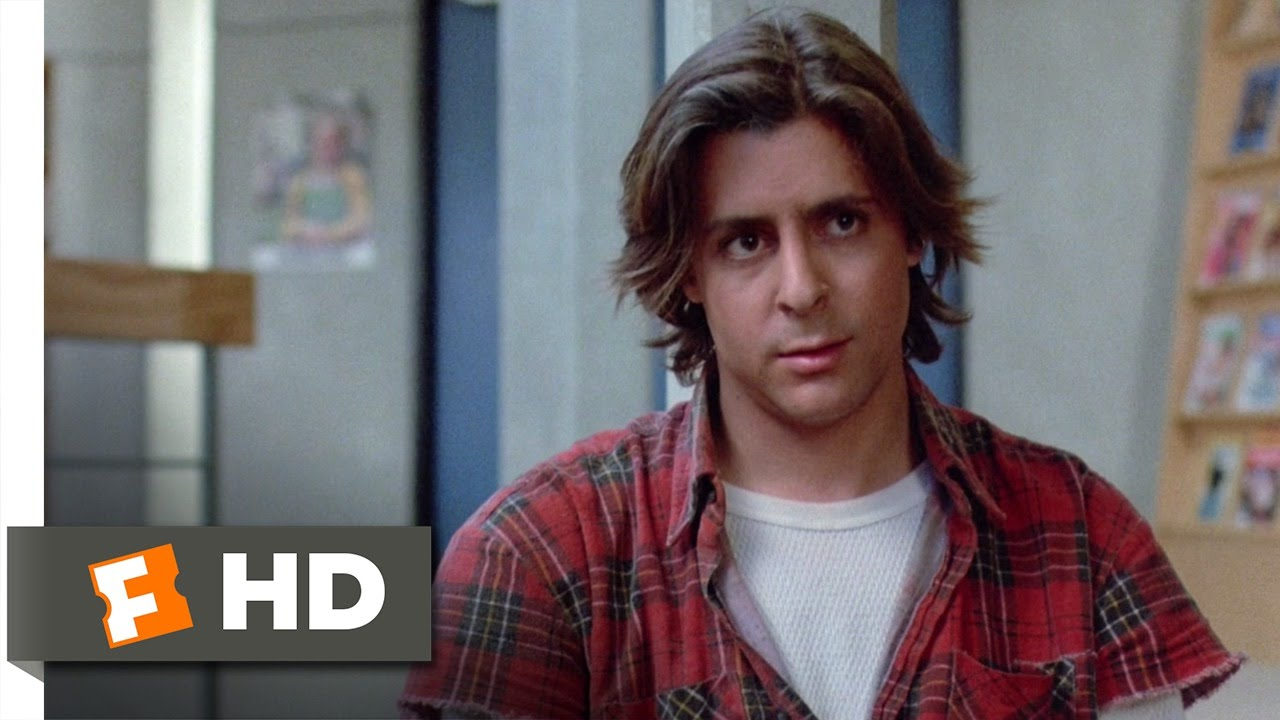 The Breakfast Club (8/8) Movie CLIP - Bender Mocks Claire ...