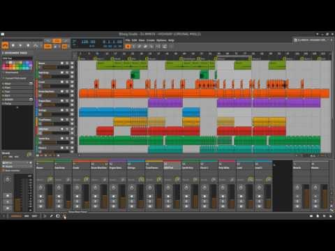 I Ramble on about Bitwig Studio on Linux January 2017 and the state of Pro Audio Production on Linux