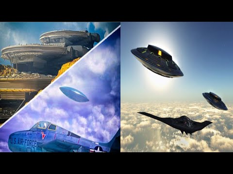 The AIR FORCE Couldn't Explain This Mystery UFO 8/29/2018