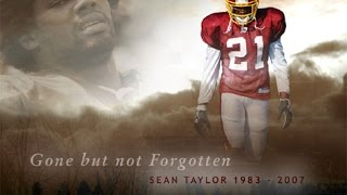 Sean Taylor #21 God