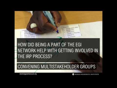 Insights from EGI Partners: Yvette Abrahams (South Africa)