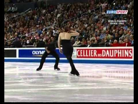 Virtue & Moir - 2009 World FD - The Great Gig in the Sky