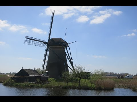 Tulips & Windmills Cruise, Narrated, April 2016