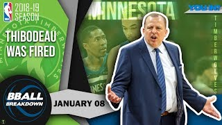 The Real Reasons Tom Thibodeau Was Fired By The Timberwolves