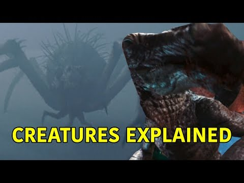 STEPHEN KING'S THE MIST All Creatures Explained