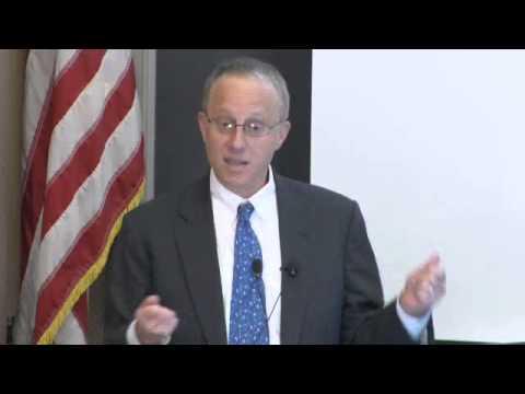 Daniel Kessler - Three Principles for Real Health Reform