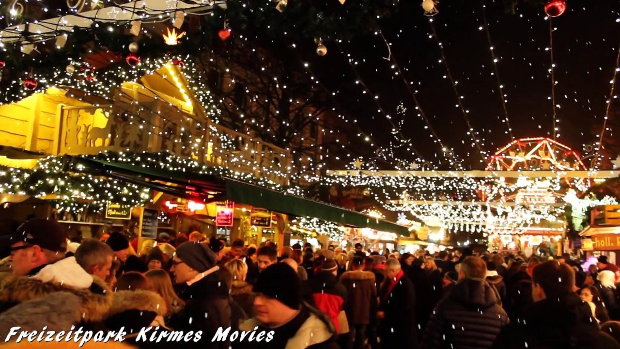 Bielefelder Weihnachtsmarkt.Winter Impressionen Bielefelder Weihnachtsmarkt 2017 Christmas Lights