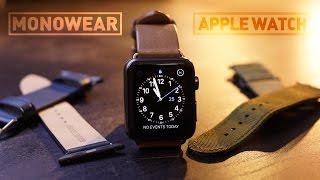 Best Third-party Apple Watch Bands - Monowear