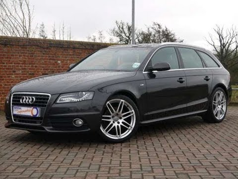 2010 Audi A4 Avant S Line 2 0tdi 143 For Sale In Hampshire