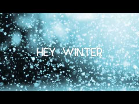 Hey Winter (Official Lyric Video) - Stand By Three