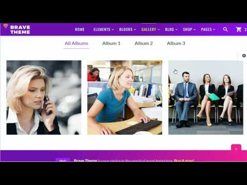 Multipurpose HTML5 Templates. How To Manage LightGallery Extension