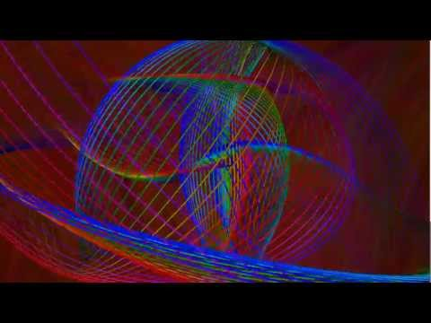Probability Tree - Music by Bluetech, Visual Music by Chaotic