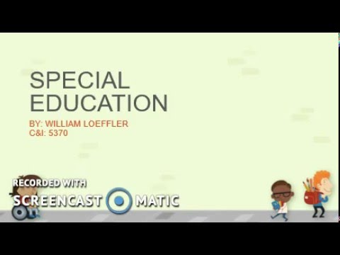 Special Education Legal Issues