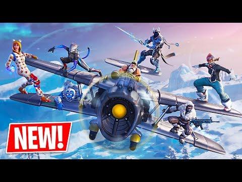Fortnite *NEW* Season 7 Gameplay! (Fortnite Season 7 - New Map, New Skins & Battle Pass) thumbnail