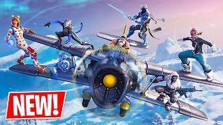 Fortnite *NEW* Season 7 Gameplay! (Fortnite Season 7 - New Map, New Skins & Battle Pass)