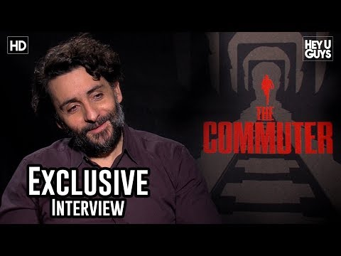 Director Jaume Collet-Serra - The Commuter Exclusive Interview Mp3