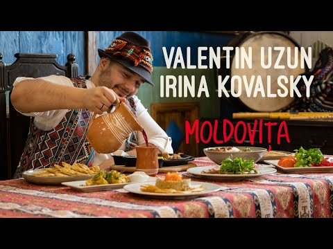 Valentin Uzun & Irina Kovalsky - Moldovita (Official Video)