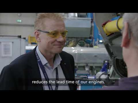 Rolls-Royce | Virtual site tour of Rolls-Royce Bergen