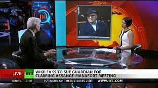Guardian Pushes Fake News on Assange