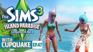 """BABY ARIEL"" Sims 3 Island Paradise Ep 47"
