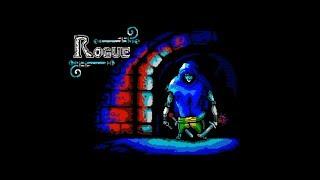 Rogue (2018) walkthrough, ZX Spectrum