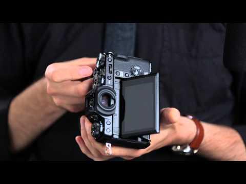 Fujifilm X-T1 Overview