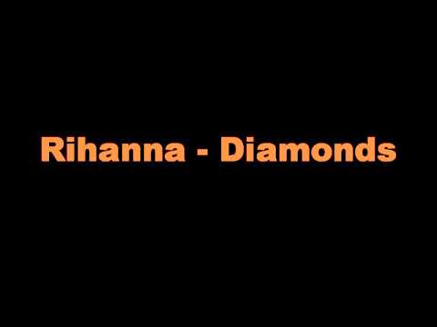 Rihanna - Diamonds RINGTONE!
