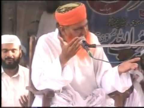 Noori Pathan at Urs Sayidee  Faqih-e-Azam basirpur okara 2011