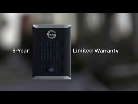 G-Technology G-DRIVE mobile Pro SSD - Official Video