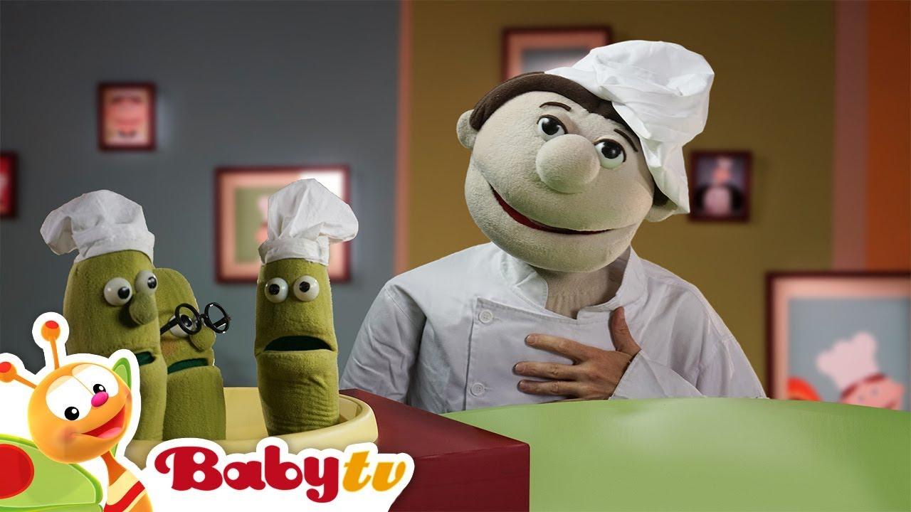 Momento, o Grande Chef - Diariamente na BabyTV
