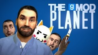 The Gmod Planet: Episode 1