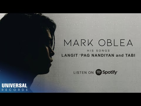 Mark Oblea - Listen to his new songs on Spotify