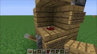Minecraft: Tutorial- Smart Pistons!