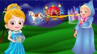 Cinderella Games for Kids - Baby Hazel Cinderella Story Series – Part  6   Baby Hazel Games