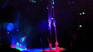 Cirque du Soleil in St. Petersburg