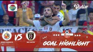 Semen Padang Fc (0) Vs (2) Bali United   Goal Highlights | Shopee Liga 1